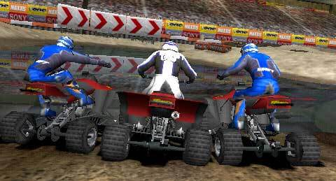 ATV Offroad Fury Pro for PSP image