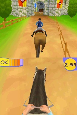 Horsez: Farm Adventures for Nintendo DS image