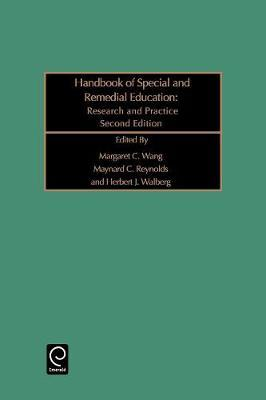 Handbook of Special and Remedial Education