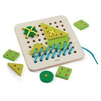 Plan Toys: Lacing Board