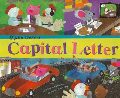 If You Were a Capital Letter by Trisha Speed Shaskan image