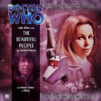 Doctor Who: The Beautiful People by Jonathan Morris image