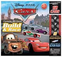 Lightning McQueen Build & Race (Disney Pixar Cars) by Klutz Press