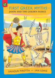 Jason and the Golden Fleece by Saviour Pirotta image