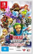 Hyrule Warriors: Definitive Edition for Nintendo Switch