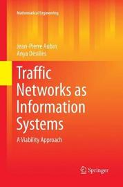 Traffic Networks as Information Systems by Jean-Pierre Aubin image