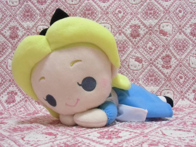 Disney Characters Dreamy SP Plush - Alice