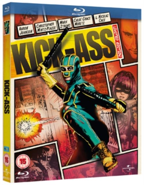 Kick-Ass on Blu-ray