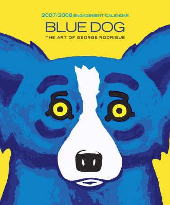 Blue Dog: 2008 Engagement Calendar: 2008 image