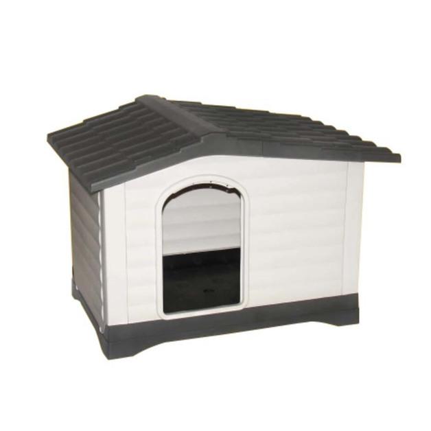 Ape Basics: Outdoor Windproof and Rainproof Dog House - Gray
