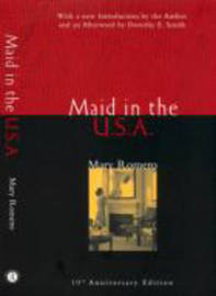 Maid in the USA by Mary Romero