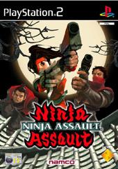 Ninja Assault for PlayStation 2