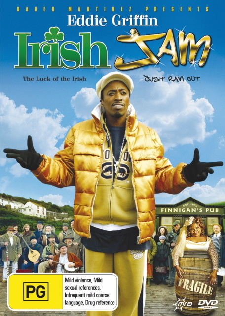 Irish Jam on DVD