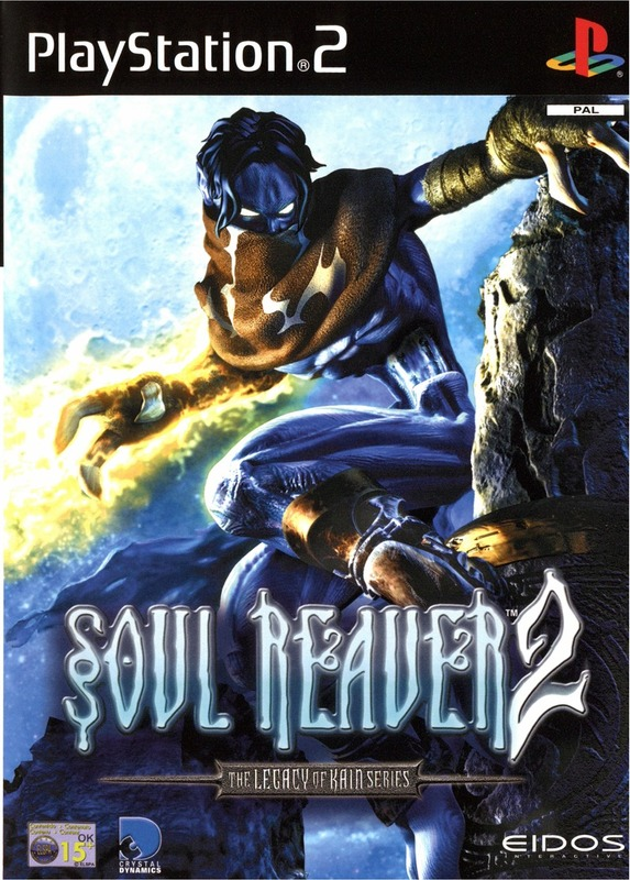 Legacy Of Kain: Soul Reaver 2 for PS2