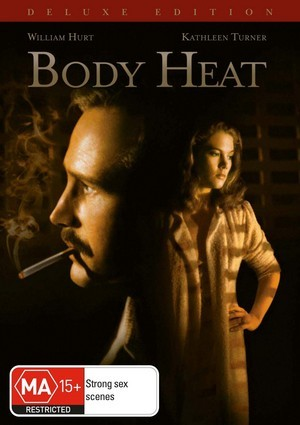 Body Heat on DVD image