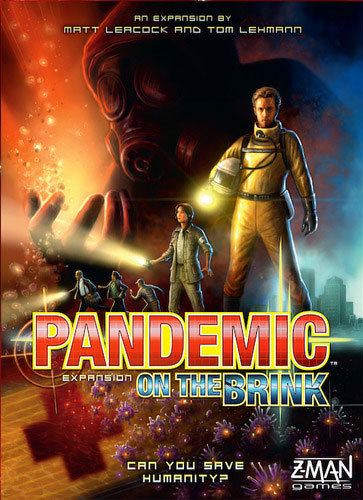 Pandemic - On the Brink image
