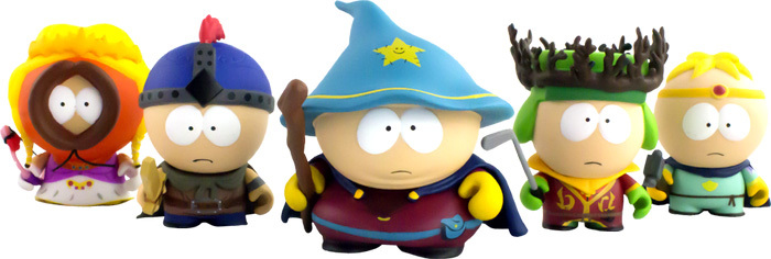 The Stick Of Truth Cartman Figure At Mighty Ape Nz