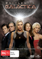 Battlestar Galactica - Season 4: Part 2 - The Final Season (4 Disc Set) on DVD