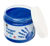 EC Colours - 250ml Finger Paint - Blue