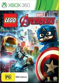 LEGO Marvel Avengers for Xbox 360