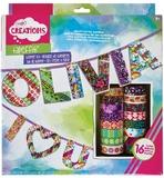 Crayola: Creations - Tapeffiti Banner Kit