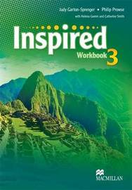 Inspired Level 3 Workbook by Philip Prowse image