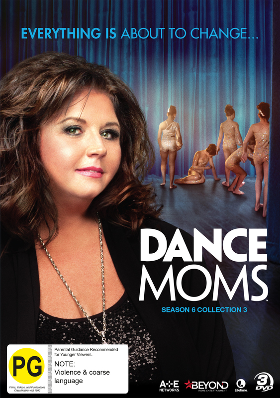 Dance Moms: Season 6 - Collection 3 DVD
