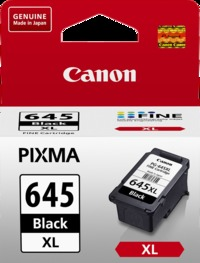 Canon Ink Cartridge - PG645XL (Black High Yield)