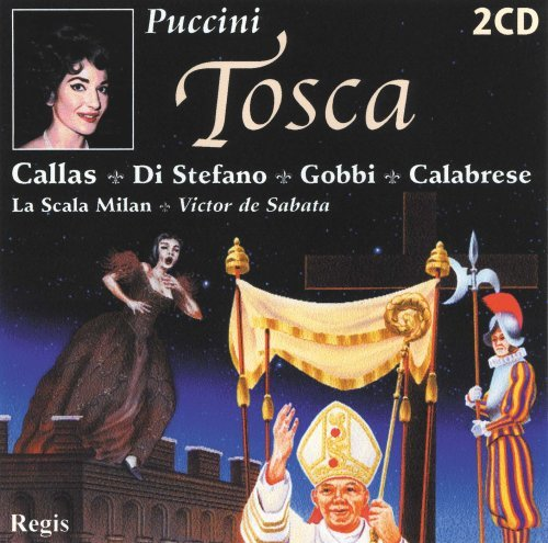 Tosca (complete opera recorded in 1953) by Puccini image