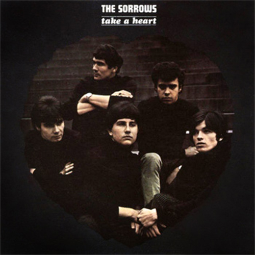 Take A Heart (LP) by The Sorrows