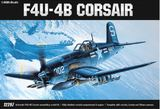 Academy F4U-4B Vought Corsair 1/48 Model Kit