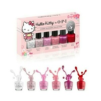 OPI Nail Lacquer Mini Hello Kitty - Cherry Blossom Collection (6x3.75ml)