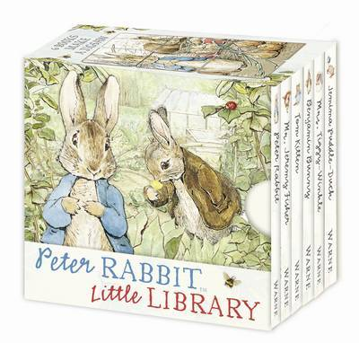 Peter Rabbit: Little Library by Beatrix Potter image