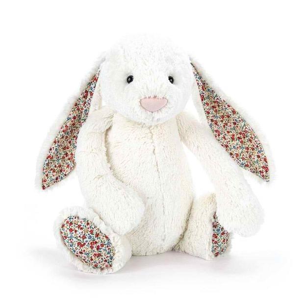 Jellycat:Blossom Bashful Cream Bunny (Huge)