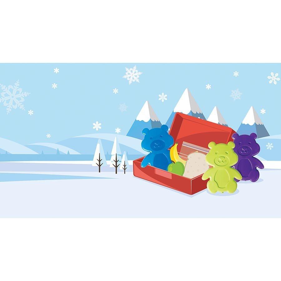 Freezy Friends Ice Packs - Polar Bear image