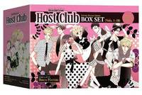 Ouran High School Host Club Boxed Set (Complete Volumes 1-18) by Bisco Hatori