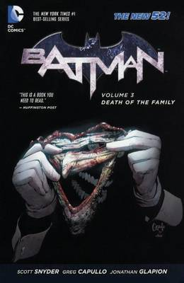 Batman Volume 3: Death of the Family (Library Edition) by Scott Snyder image