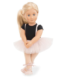"Our Generation: 18"" Regular Doll - Violet Anna"
