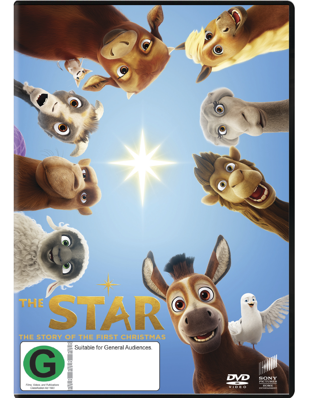 The Star on DVD image