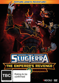 SlugTerra: The Emperor's Revenge on