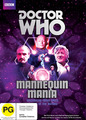 Doctor Who: Mannequin Mania on DVD