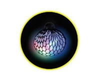 Flash Glitter - Squeeze Ball - (Assorted Designs) image
