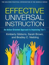 Effective Universal Instruction by Kimberly Gibbons