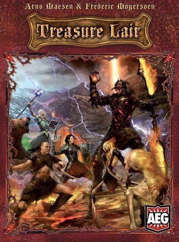 Treasure Lair - Card Game
