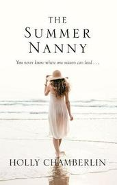 The Summer Nanny by Holly Chamberlin image