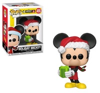 Disney: Holiday Mickey (90th Anniversary) - Pop! Vinyl Figure image