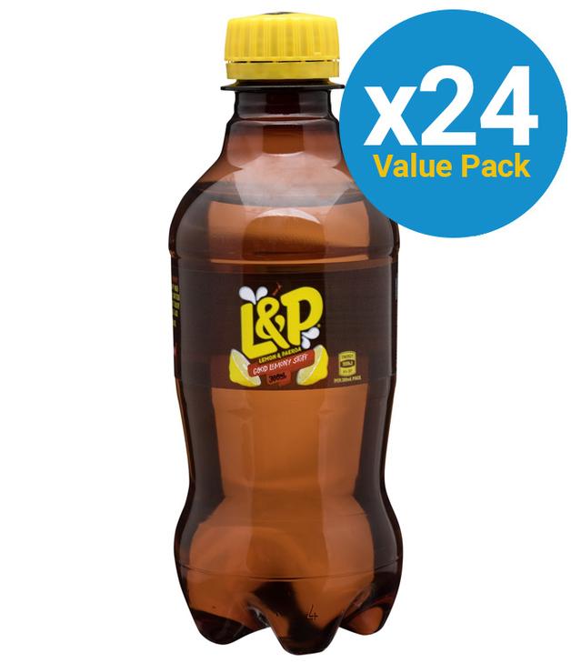 L&P 300ml (24 Pack)
