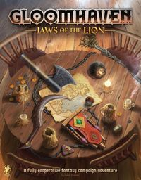 Gloomhaven: Jaws of the Lion image