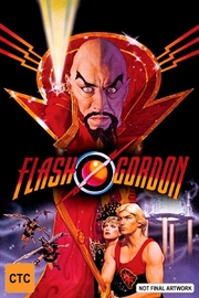 Classics Remastered: Flash Gordon (1980) on UHD Blu-ray image