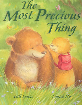 The Most Precious Thing by Gill Lewis image